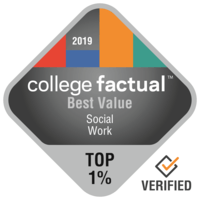 MVNU's Social Work program ranked in the top 1% for Best Value by CollegeFactual.com.